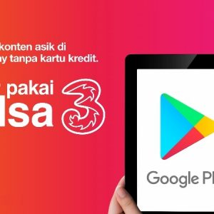 Tak Punya Kartu Kredit? Bayar Aplikasi Google Play Pakai Pulsa Aja